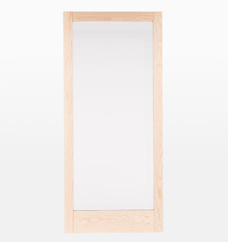 Full Lite Fir Screen Door Rejuvenation
