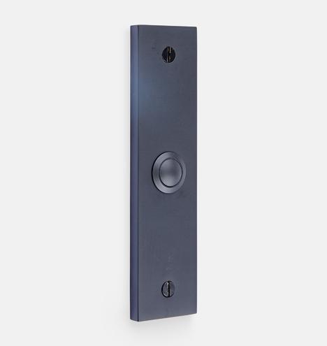 West Slope Tall Doorbell Button Rejuvenation