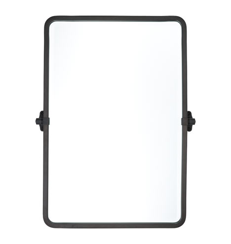 Tolson Rounded Rectangle Pivot Mirror Rejuvenation