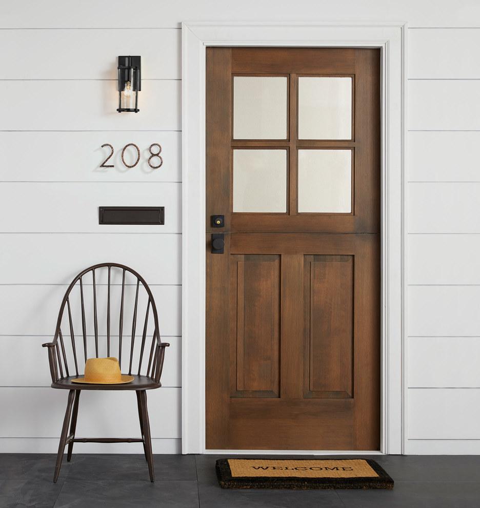 Z010781 · New doors 4 v1 base 020717 0266 1872x1980 ... & Large Mail Slot W/ Interior Frame | Rejuvenation pezcame.com