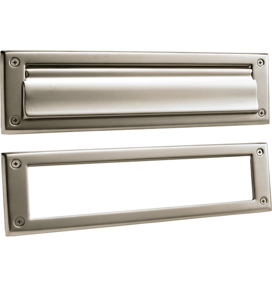 Product Description. This Large Mail Slot With Interior ...