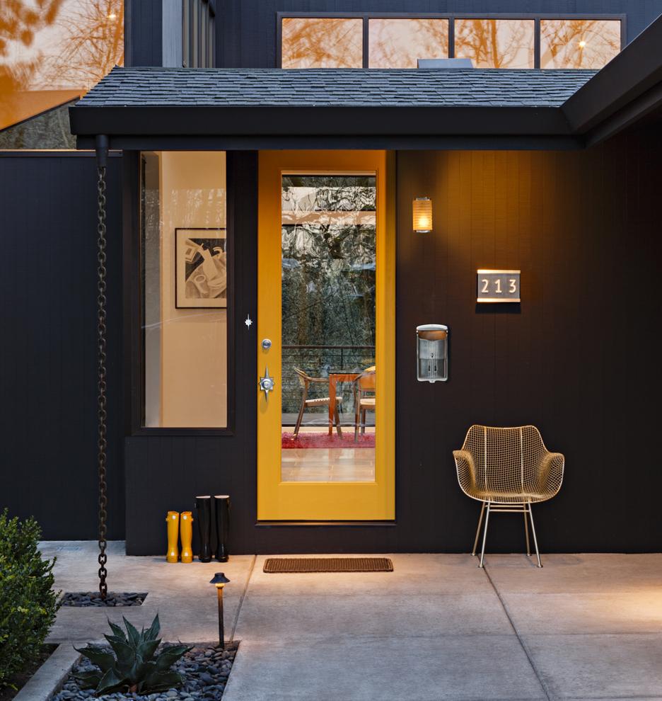 Titan Narrow Exterior Door Set Rejuvenation