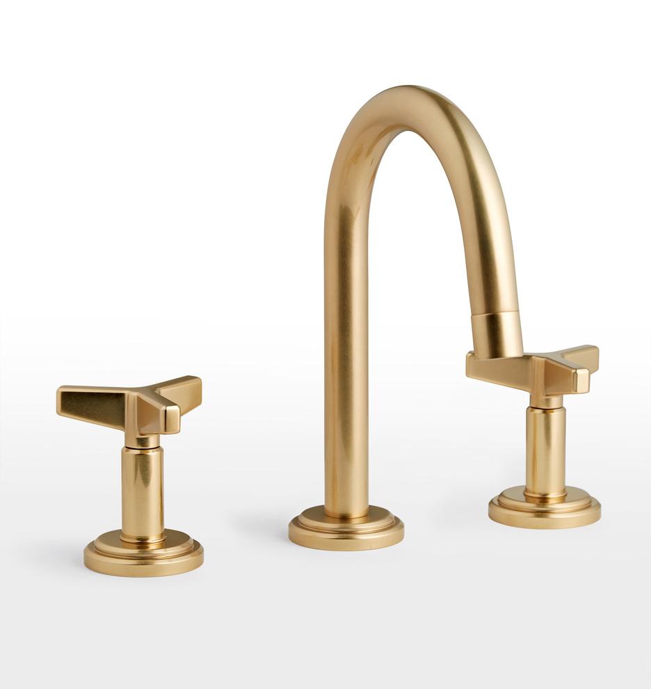 Blair Cross Handle Faucet | Rejuvenation