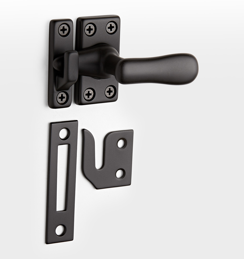 casement window lock rejuvenation