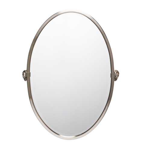 Linfield Oval Pivot Mirror Rejuvenation
