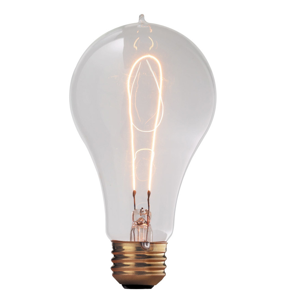 40w 1890 Carbon Filament Bulb Rejuvenation