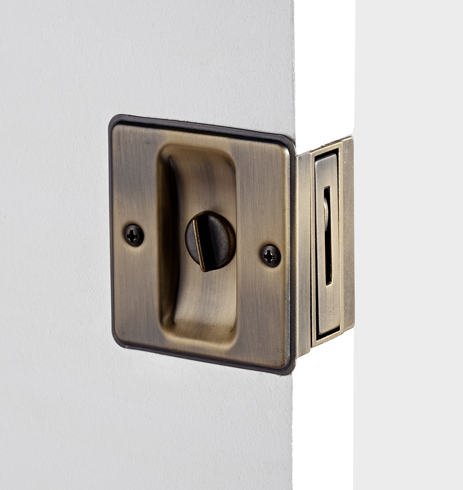 Gentil Product Description. Complete Your Door Hardware Setup With This Pocket  Door Pull.