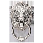 Lion Door Knocker | Rejuvenation