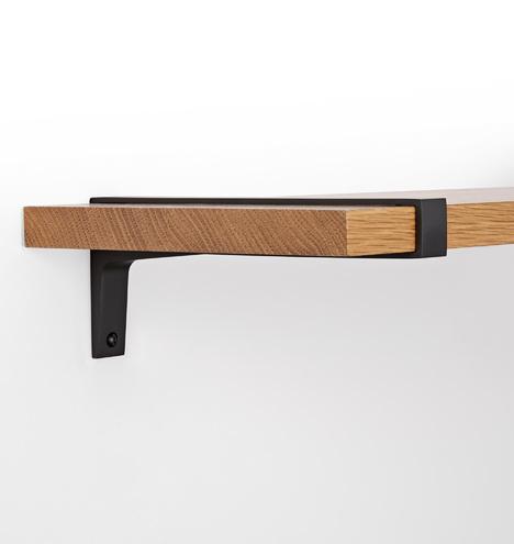 10 Quot Strap Brackets Amp Shelf Set Rejuvenation