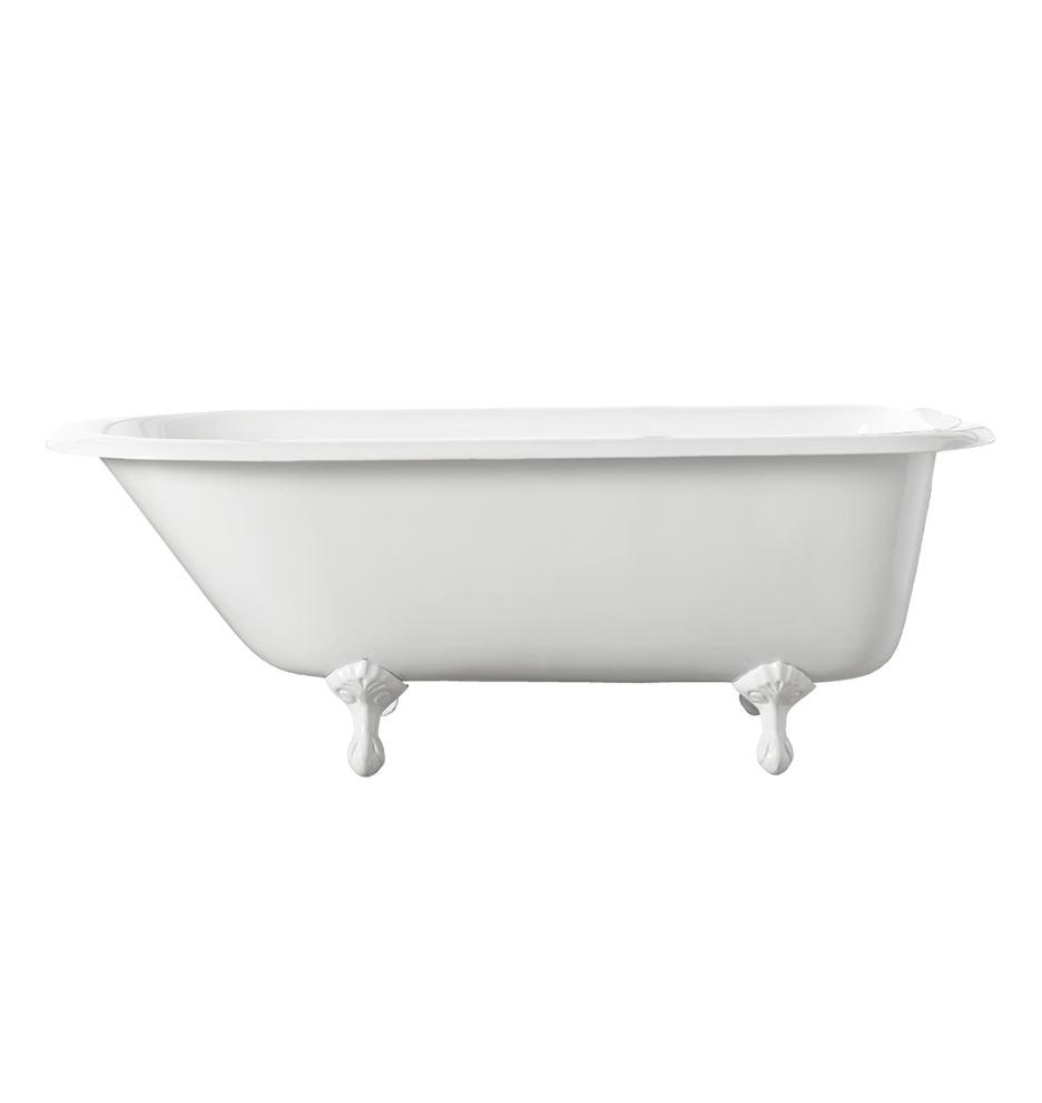 5\' Clawfoot Tub | Rejuvenation