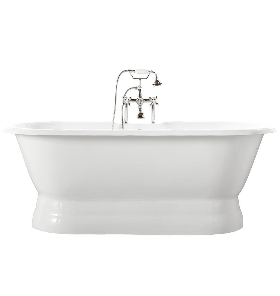 5-1/2\' Double-End Pedestal Tub   Rejuvenation