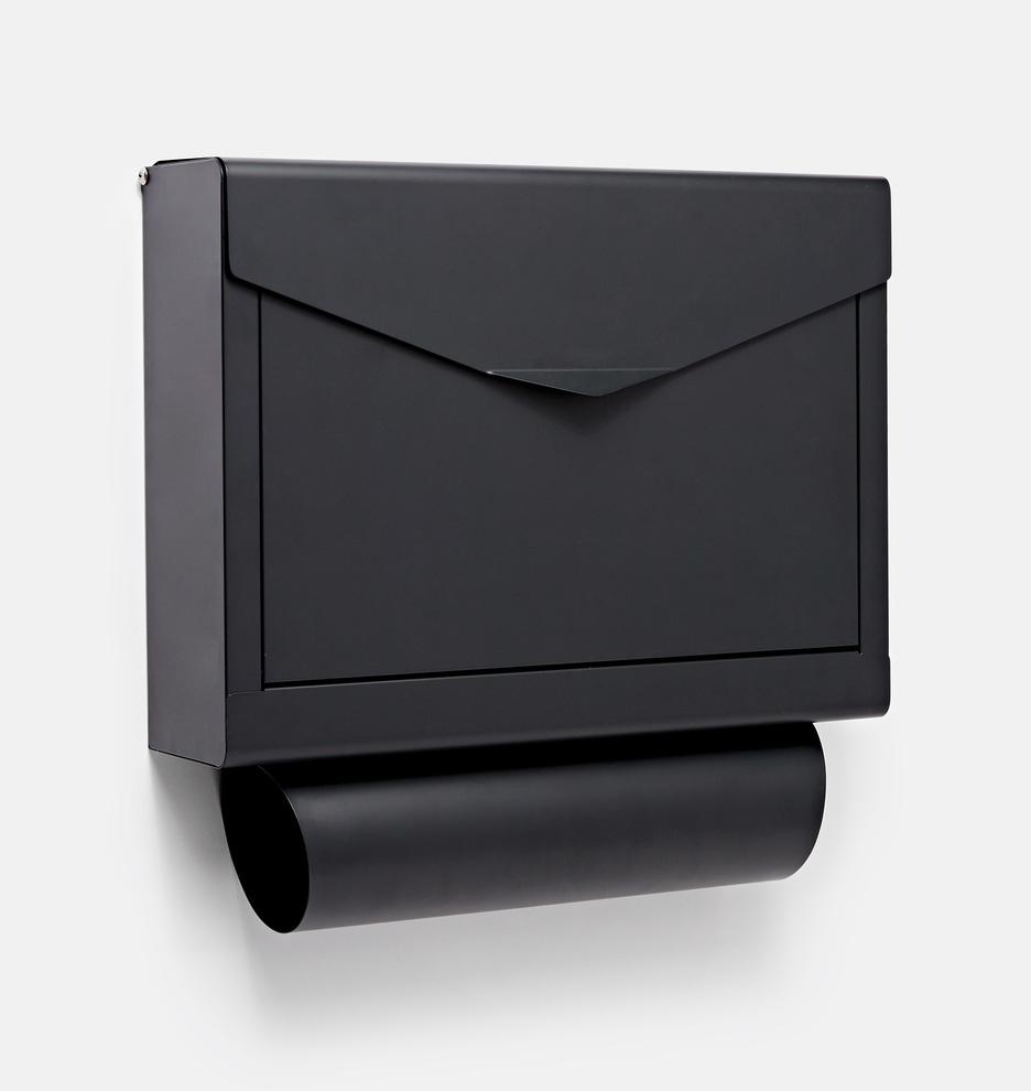 Emily Locking Wall Mounted Mailbox Rejuvenation