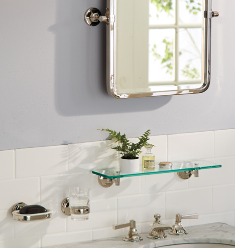 Canfield pivoting rectangle mirror alt m