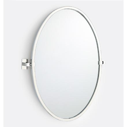 Yaquina Oval Pivot Mirror