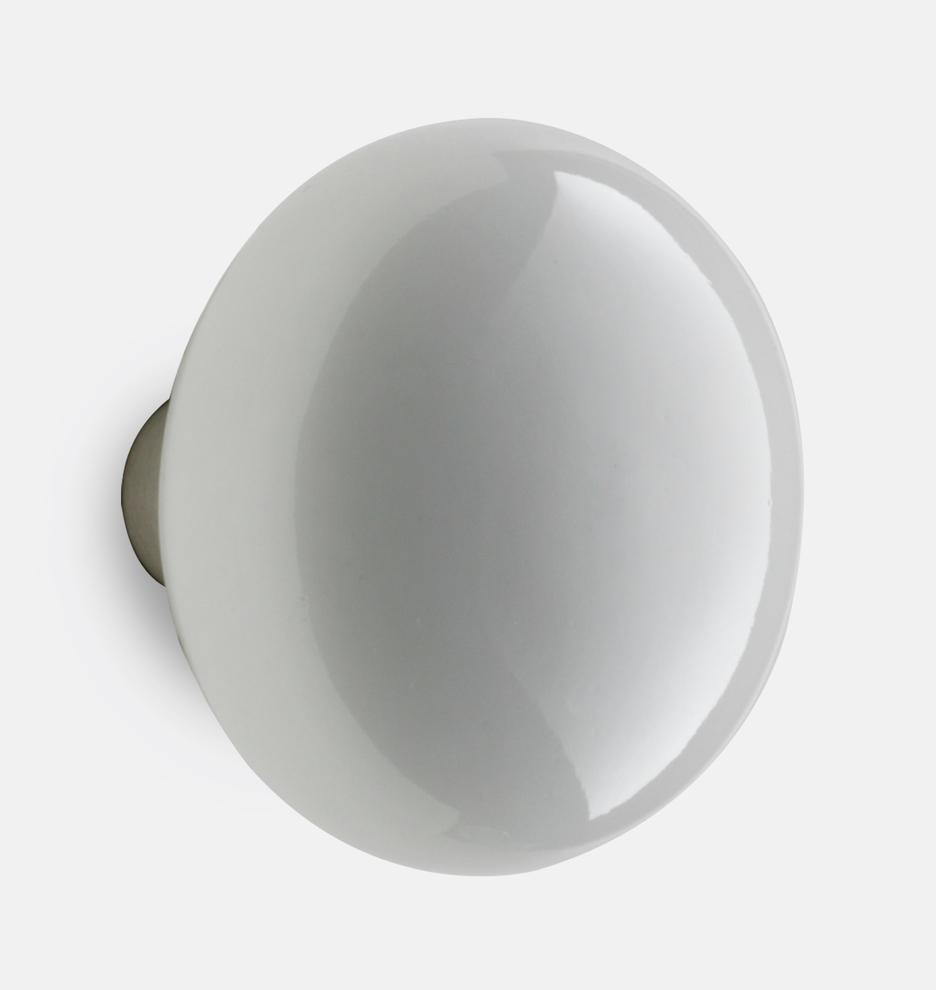 Merveilleux Product Description. Our White Porcelain Door Knob ...