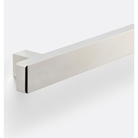 Rectangular Shower Grab Bar