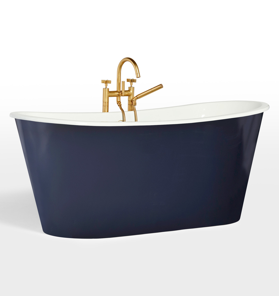 Marella Cast Iron Soaking Tub | Rejuvenation