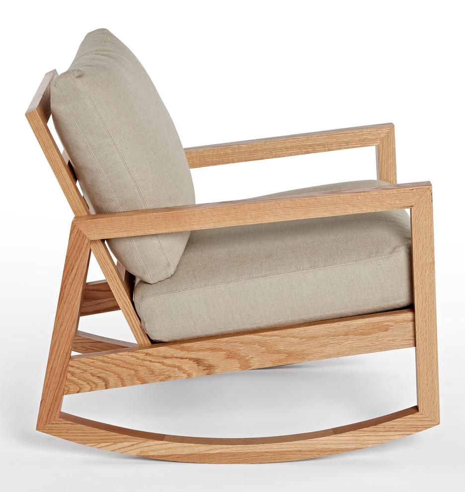 Lloyd Wood Rocking Chair   Rejuvenation