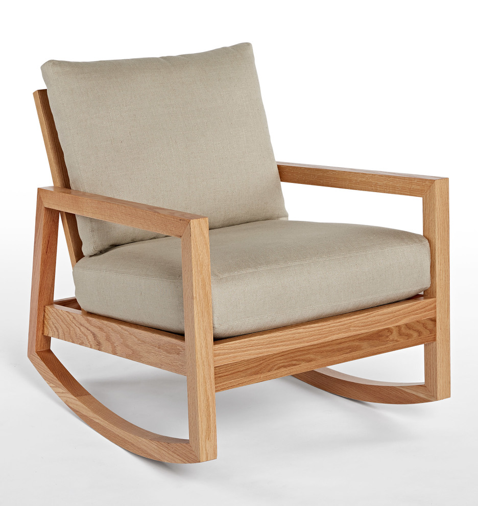 ... Lloyd Wood Rocking Chair. D0899 110216 02 D0899