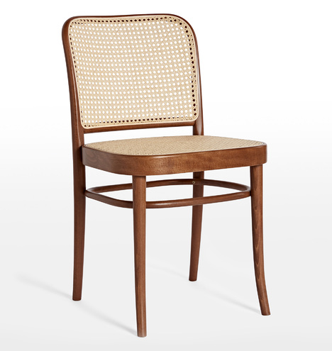 Well known Ton 811 Caned Side Chair | Rejuvenation BM27