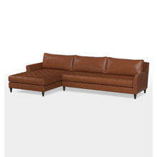 Hastings Sectional Leather Sofa