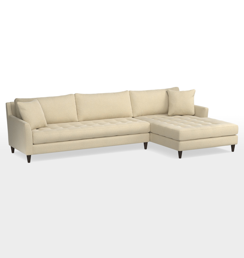 Hastings Chaise Sectional Sofa