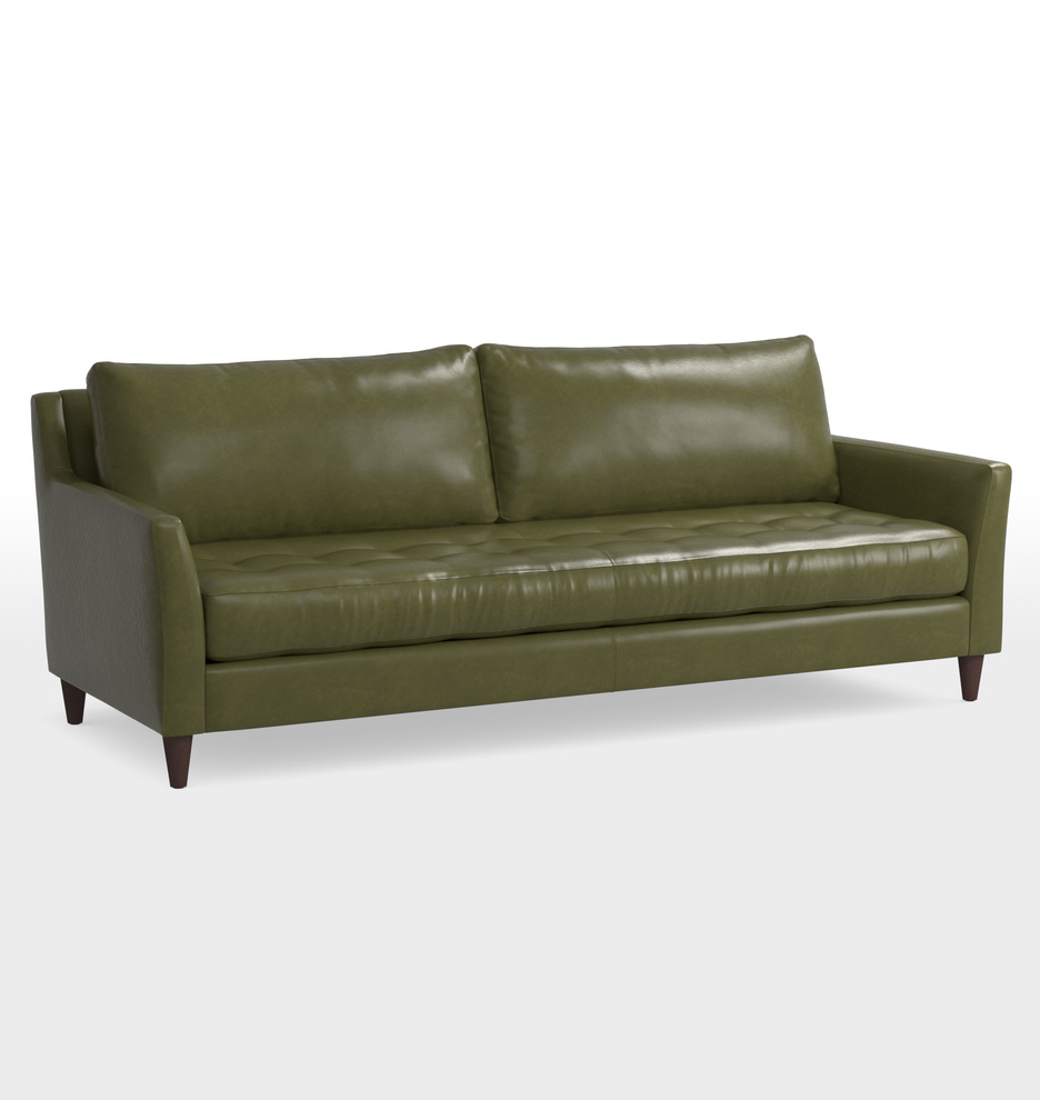 . hastings leather sofa  rejuvenation