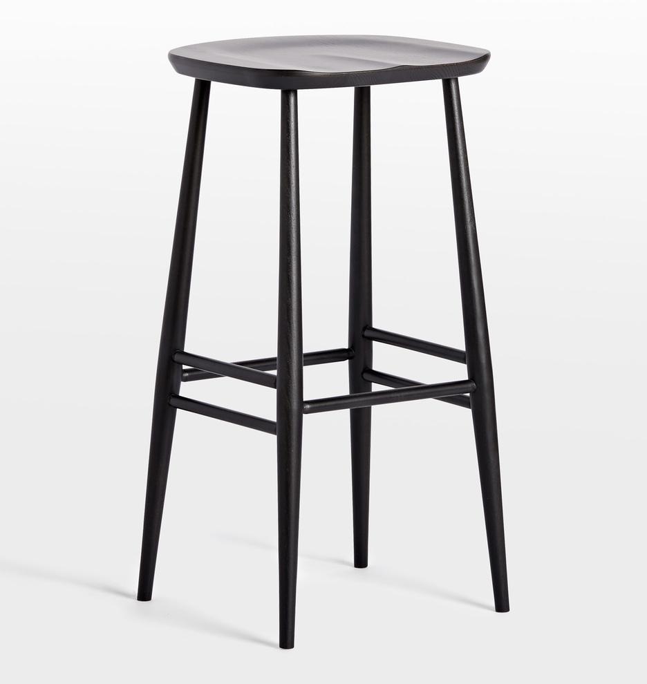 Stupendous Ercol Originals Bar Stool Theyellowbook Wood Chair Design Ideas Theyellowbookinfo