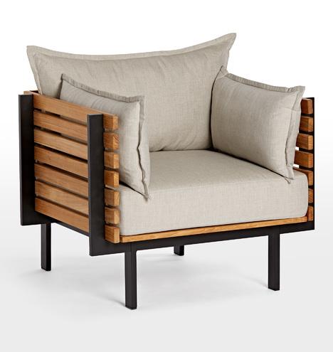 231 & Jasper Teak Arm Chair