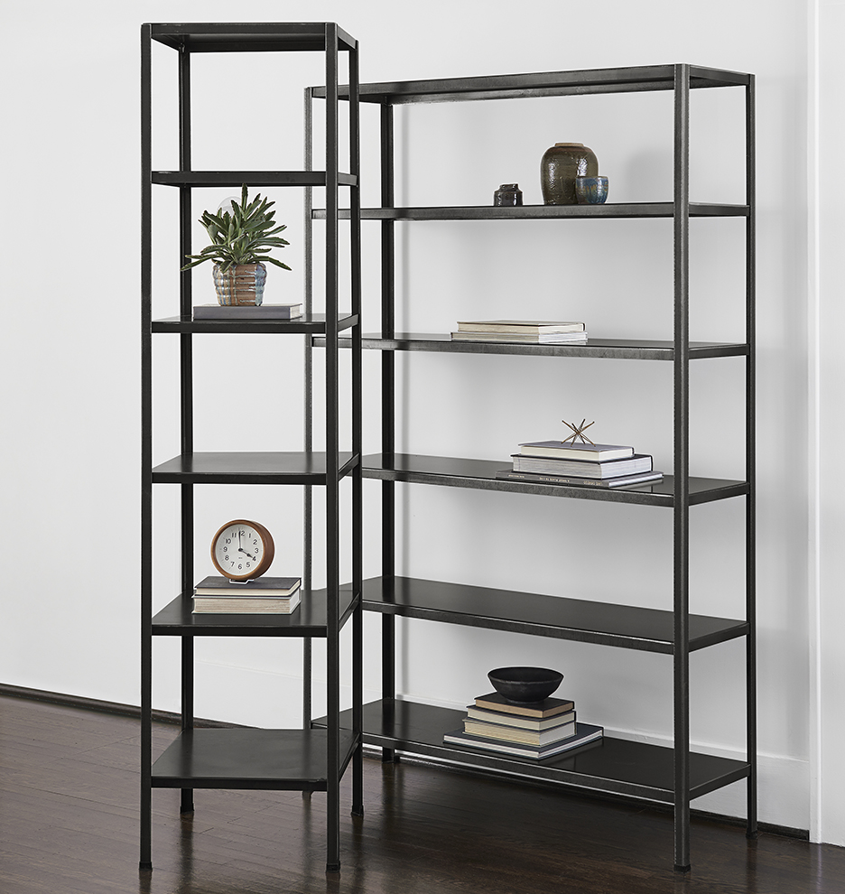 recipename w imageid steel brigade bookcase imageservice product hon shelf black profileid