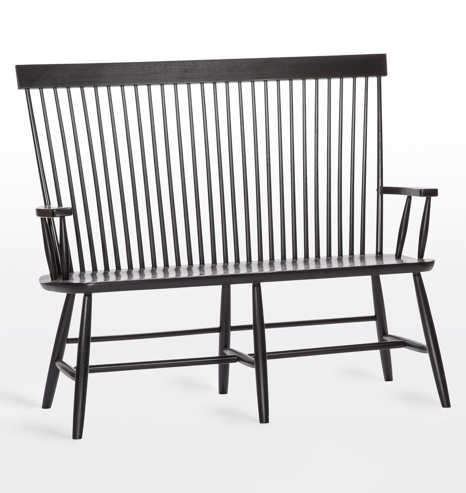 Super High Back Bench Short Links Chair Design For Home Short Linksinfo