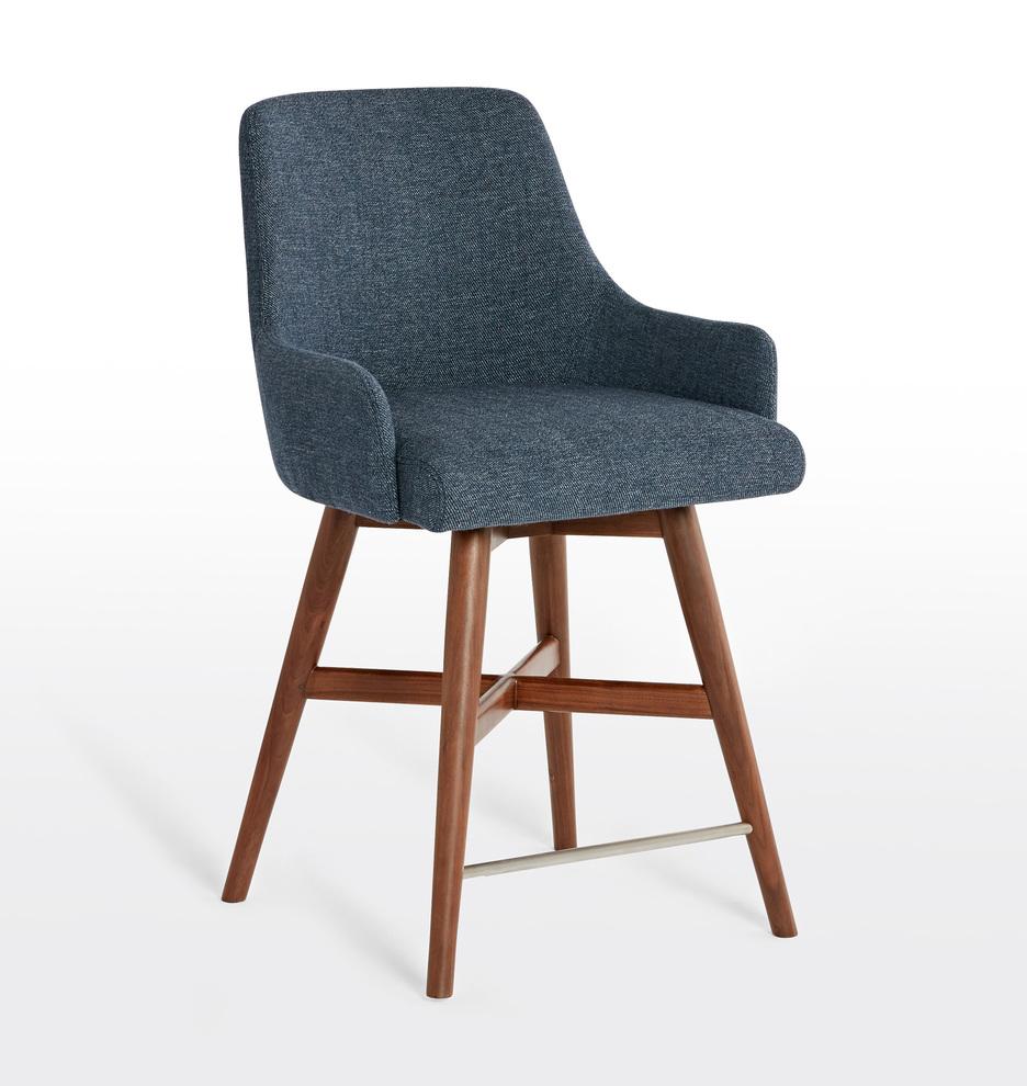 Swell Dexter Swivel Counter Stool Ibusinesslaw Wood Chair Design Ideas Ibusinesslaworg