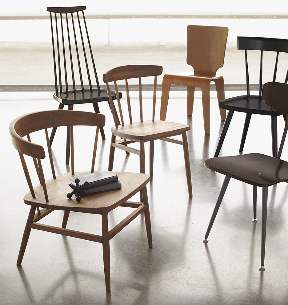 Why Adding A Rug Under Dining Table Sets Is A Must: Kelley Spindle Chair