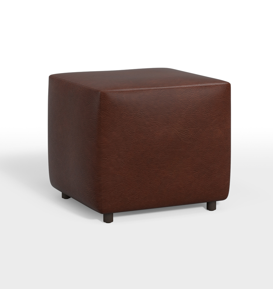 21 worley square leather ottoman rejuvenation
