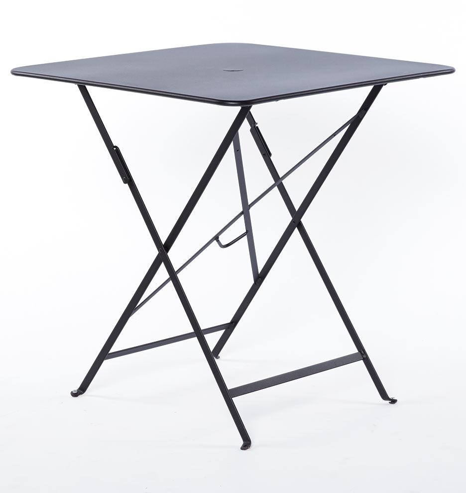 Fermob square bistro table rejuvenation fermob square bistro table watchthetrailerfo