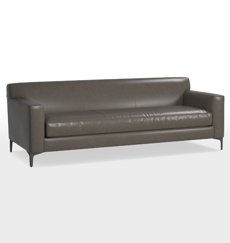Hawthorne Leather Sofa