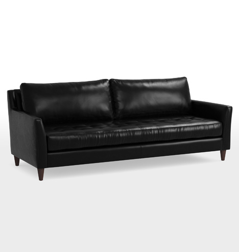 Hastings Leather Sofa   Rejuvenation