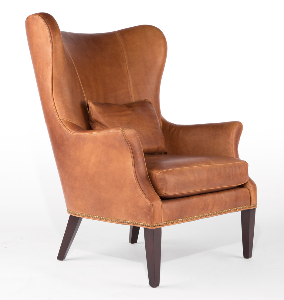 Marvelous Modern Leather Chair. Modern Leather Chair A