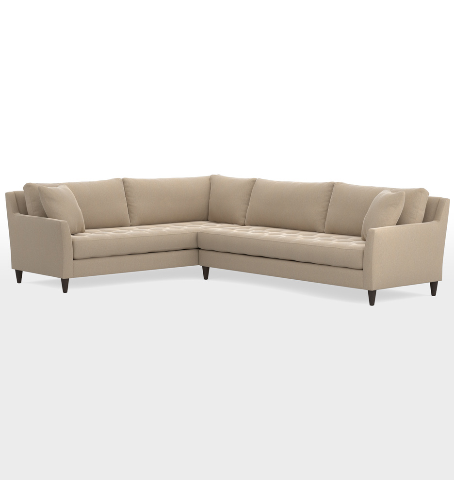 Product Description. SHOP THE HASTINGS SECTIONAL SOFA ...