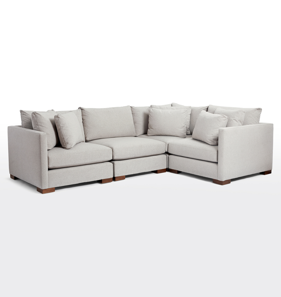 Wrenton 4-Piece Sectional Sofa