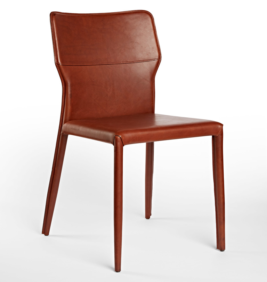 ... Kendrick Italian Leather Chair. D6064 101916 02 D6064