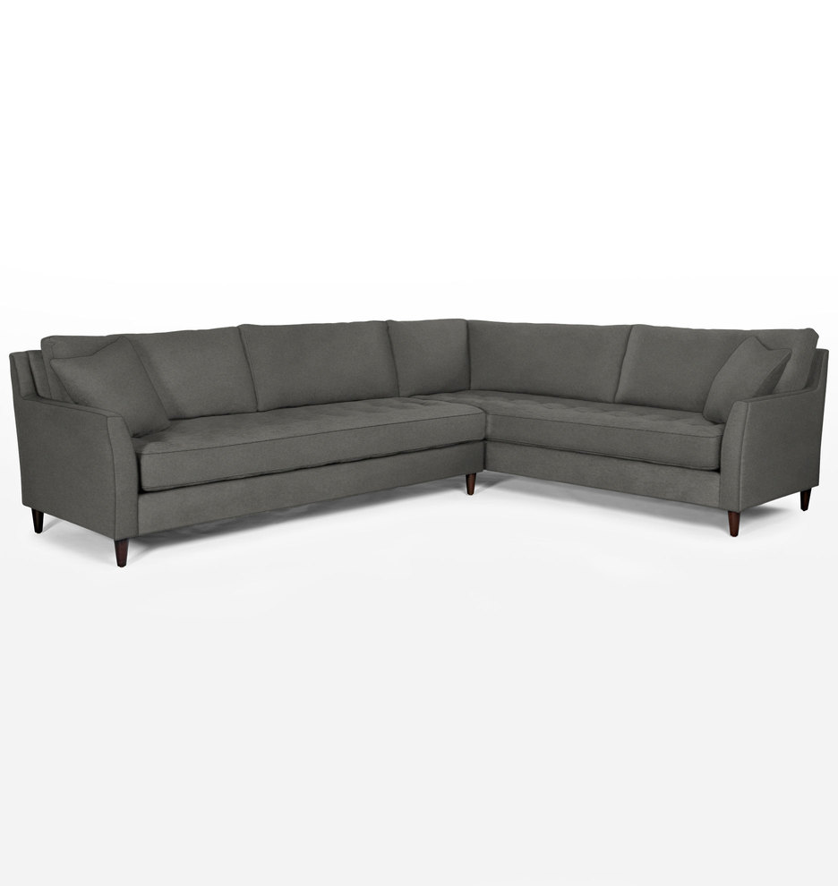 fabric sofa steal gray a grey outlet furniture los ashley sectional
