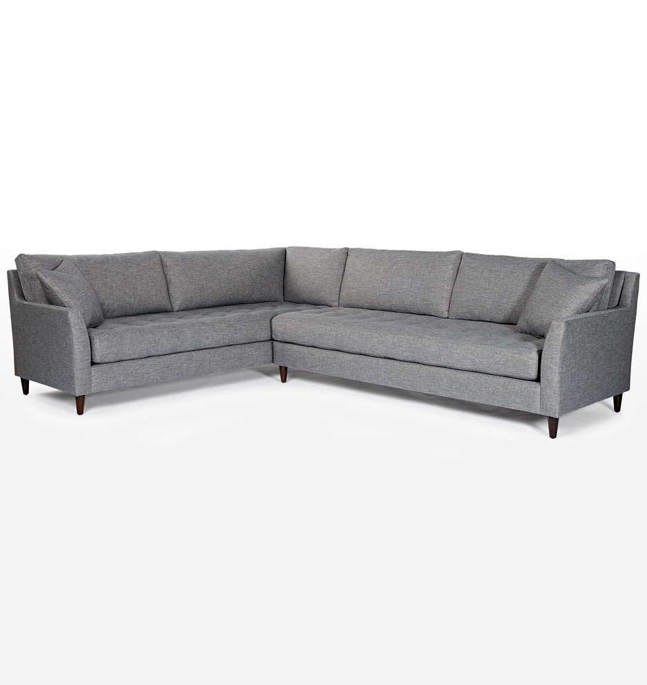 Magnificent Hastings Sectional Sofa Right Arm Gmtry Best Dining Table And Chair Ideas Images Gmtryco