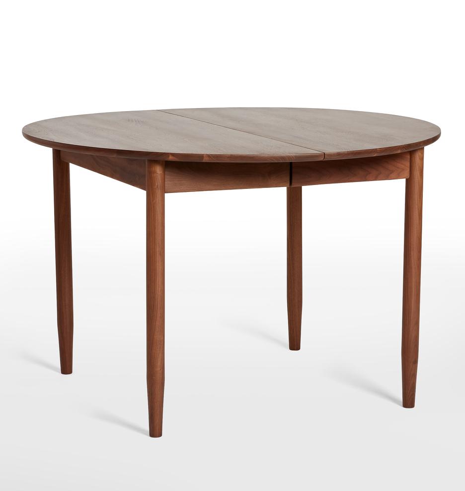 Shaw Extendable Round Table Rejuvenation