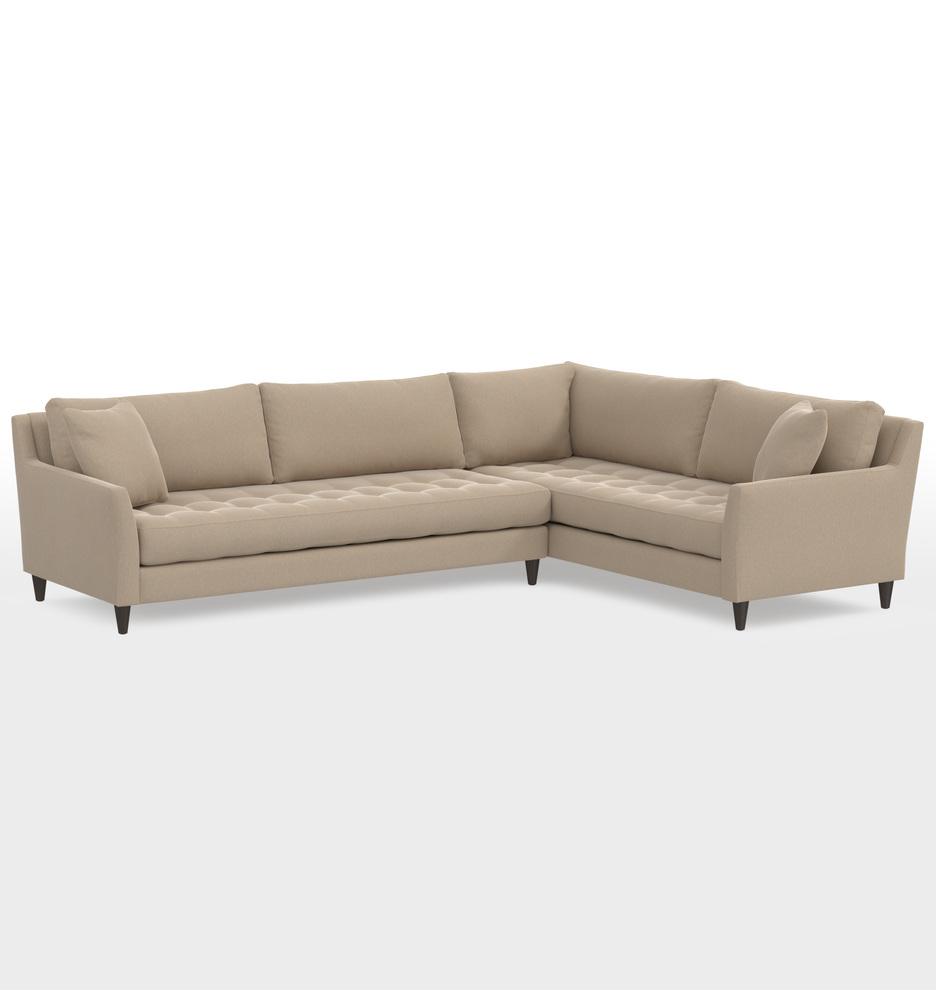 wholesale dealer 44373 44290 Hastings Deep Sectional Sofa - Left Arm