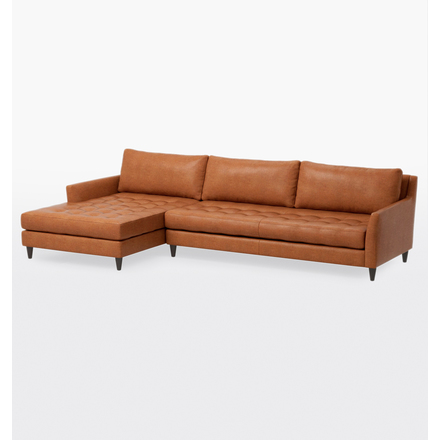 Sectional Sofas | Leather & Fabric Sectionals | Rejuvenation
