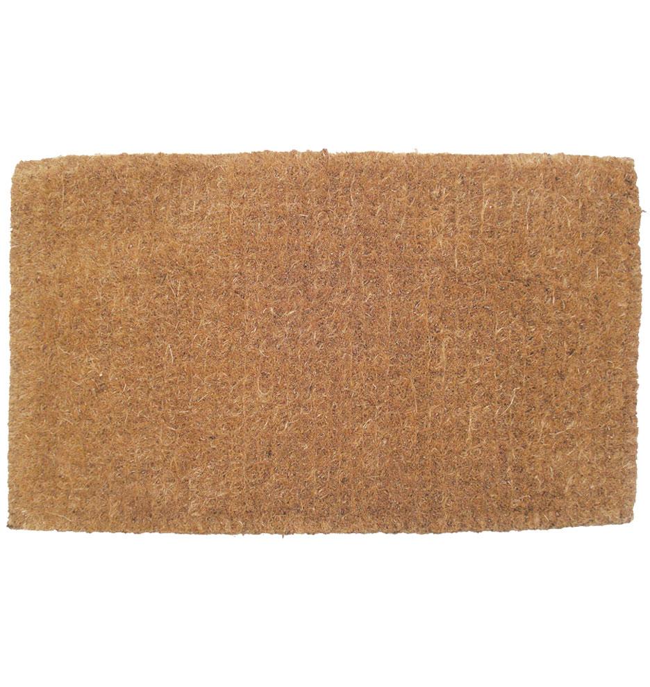 Decorating coir door mats pics : Classic Coir Doormat   Rejuvenation