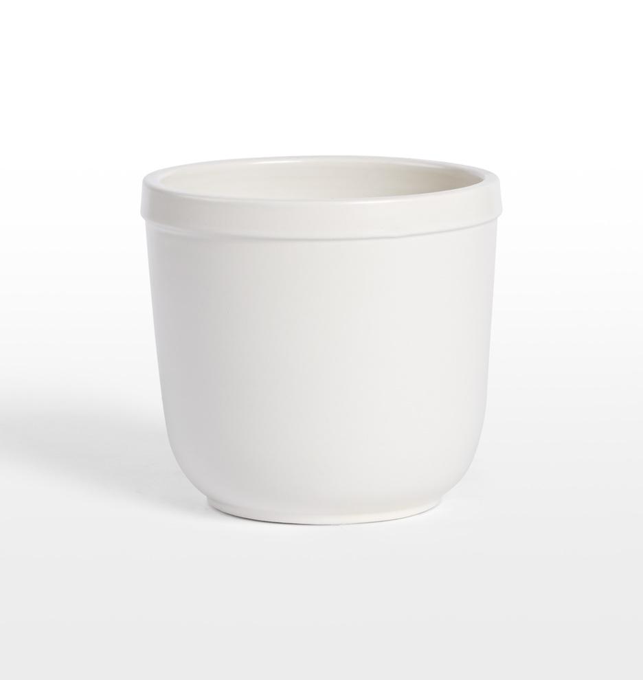Floras Planter - White | Rejuvenation
