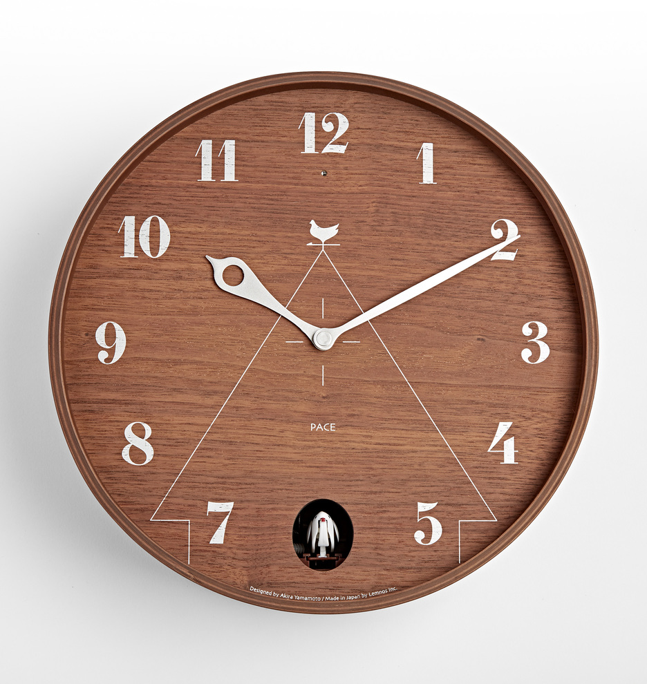 pace walnut cuckoo clock rejuvenation