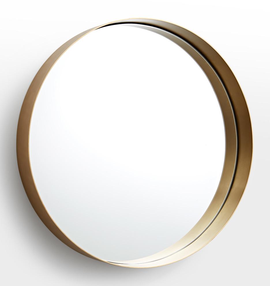 Deep Frame Metal Mirror | Rejuvenation
